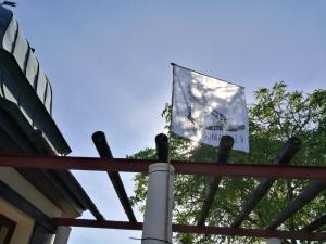 Flagge ist gehisst, es kann losgehen!